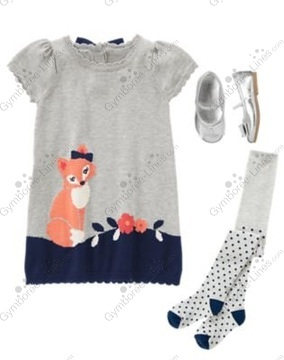 831acf21cee5 Gymboree 18013215 Outfit (Girl – Baby Toddler) - Gymboree Lines