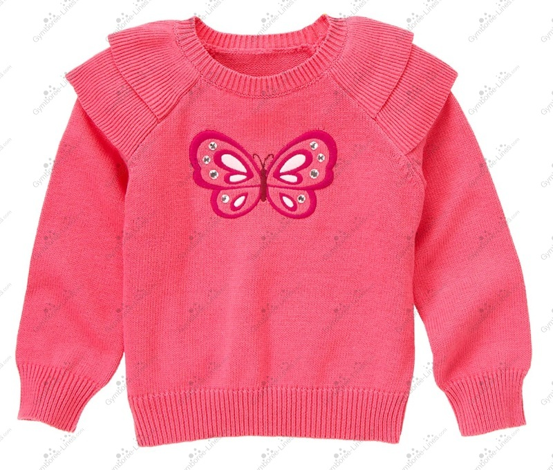 dafd4d54e2d Gymboree Ruffles and Butterflies Outfit (Girl - Kid) - Gymboree Lines