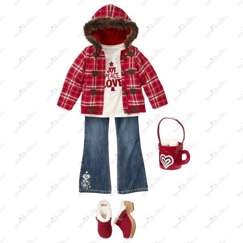 Gymboree Girls Maroon Jersey Knit Jacket XS4