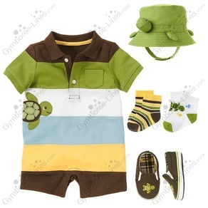 NWT Gymboree Outlet TURTLE-Y CUTE Yellow Turtle Polo Shirt