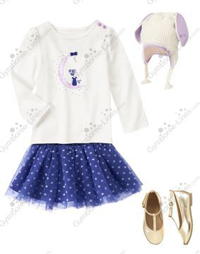 fbaa5bb933e7 Gymboree Cutie Cottontail Outfit (Girl – Baby Toddler) - Gymboree Lines