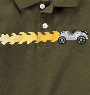 NWT Gymboree Turbo Racer 2T-3T Olive Green Race Car Flames Baseball Cap Hat