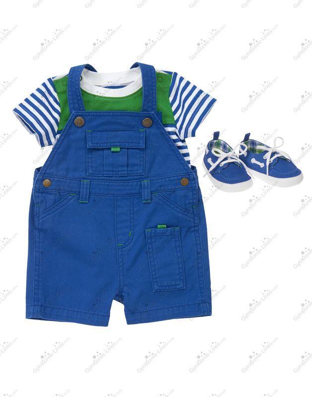 Crazy 8 Cute Lil' Fella Outfit (Boy